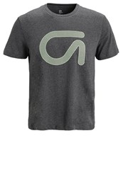 Gap Sports Shirt Charcoal Grey Dark Grey