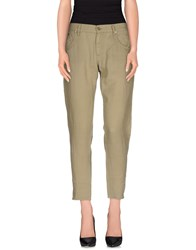 Rare Ra Re Trousers Casual Trousers Women Military Green