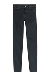7 For All Mankind Seven For All Mankind Skinny Jeans Blue