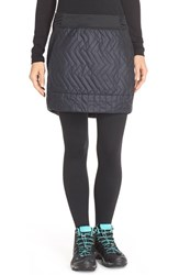Women's Mountain Hardwear 'Trekkin' Insulated Miniskirt