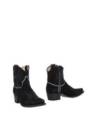 Sendra Ankle Boots Steel Grey