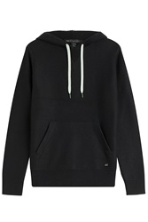 Marc By Marc Jacobs Cotton Cashmere Wool Hoodie Black