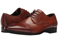 Kenneth Cole Reaction In A Min Ute Cognac Men's Lace Up Casual Shoes Tan