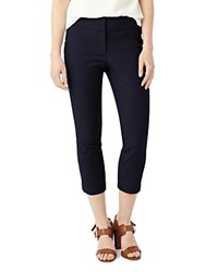 Phase Eight Betty Cropped Pants Navy