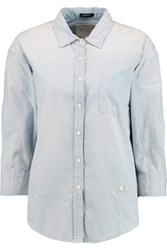 R 13 R13 Denim Shirt Light Denim