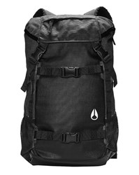Nixon Black Landlock Ii Backpack