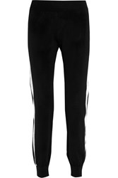 Fendi Cotton Jersey Track Pants