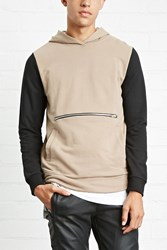 Forever 21 Zipper Front Hoodie