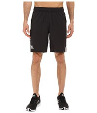 Adidas Club Shorts Black White Men's Shorts