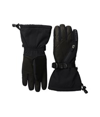 Spyder Omega Ski Gloves Black Black Ski Gloves