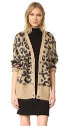 Wildfox Couture Roar Cardigan Mink