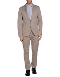 Roda Suits And Jackets Suits Men Sand