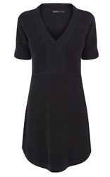 Karen Millen Knit Tunic Black