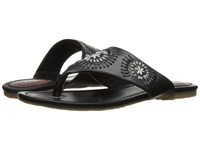The Sak Shana Craft Black Metallic Multi Women's Flat Shoes