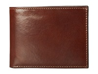 Trafalgar Cortina Slimfold Wallet Honey Maple Wallet Handbags Brown
