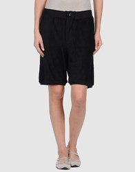 Asola Fleecewear Sweat Shorts Women Black