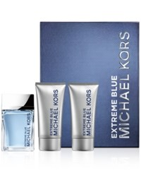 Michael Kors Extreme Blue On The Move 3 Pc. Gift Set No Color