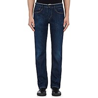 Earnest Sewn Men's Aec And S Straight Leg Jeans Blue