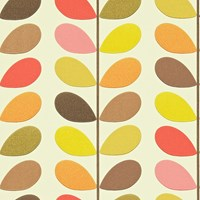 Orla Kiely Multi Stem Wallpaper 110386