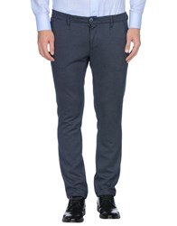 Alessandro Dell'acqua Trousers Casual Trousers Men Dark Blue