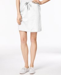 Karen Scott Drawstring Skort Only At Macy's