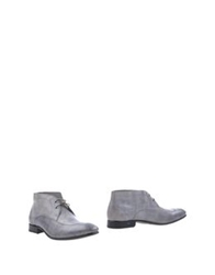 Alberto Guardiani Ankle Boots Dove Grey