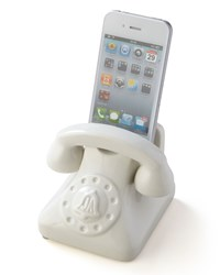 Smartphone Holder White Jonathan Adler