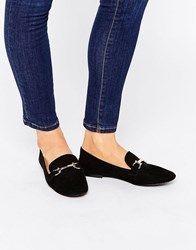 Asos Magical Loafers Black