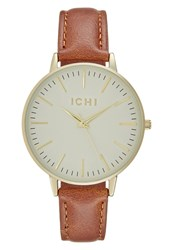 Ichi Watch Cognac