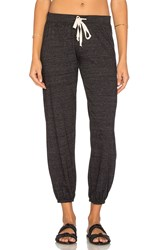 Nation Ltd. Medora Capri Sweatpant Charcoal