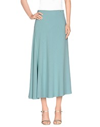 Escada Sport Skirts Long Skirts Women Light Green
