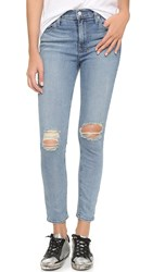 Ksubi High Rise Crop Jeans Noncents