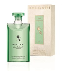 Bulgari Bvlgari Eau Parfumee Au The Vert Shampoo And Shower Gel Female