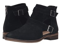 Chinese Laundry Dandie Black Suede Women's Boots