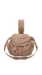 Alexander Wang Mini Marti Backpack Latte