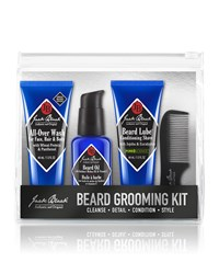 Beard Grooming Kit Jack Black