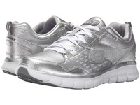 Skechers Synergy Masquerade Silver Women's Shoes