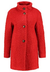 Taifun Short Coat Purpur Red
