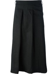 Isabel Benenato Kilt Pants Grey