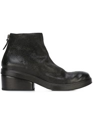 Marsell 'Bo Ceppo' Ankle Boots Black