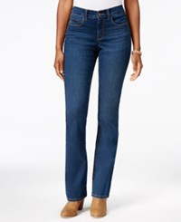 Styleandco. Style Co. Petite Tummy Control Marine Wash Bootcut Jeans Only At Macy's