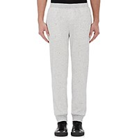 Atm Anthony Thomas Melillo Men's Terry Jogger Pants Light Grey Grey Light Grey Grey