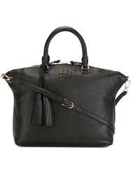 Tory Burch 'Thea' Medium Tote Bag Black