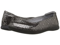 Alegria Petal Pewter Dazzler Women's Flat Shoes Bronze