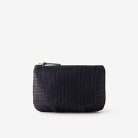 Clare V. X And Other Stories Laurel Canyon Pouch Navy Green