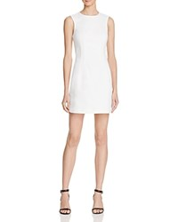 Alexander Wang T By Cutout Button Back Dress Heather Grey
