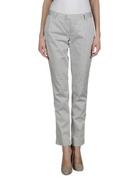 At.P. Co At.P.Co Trousers Casual Trousers Women Light Grey