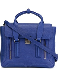 3.1 Phillip Lim Medium 'Pashli' Tote Blue