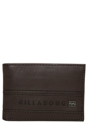 Billabong Vacant Wallet Choc Brown