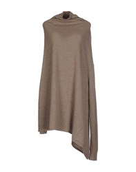 Cristinaeffe Collection Knitwear Cardigans Women Khaki